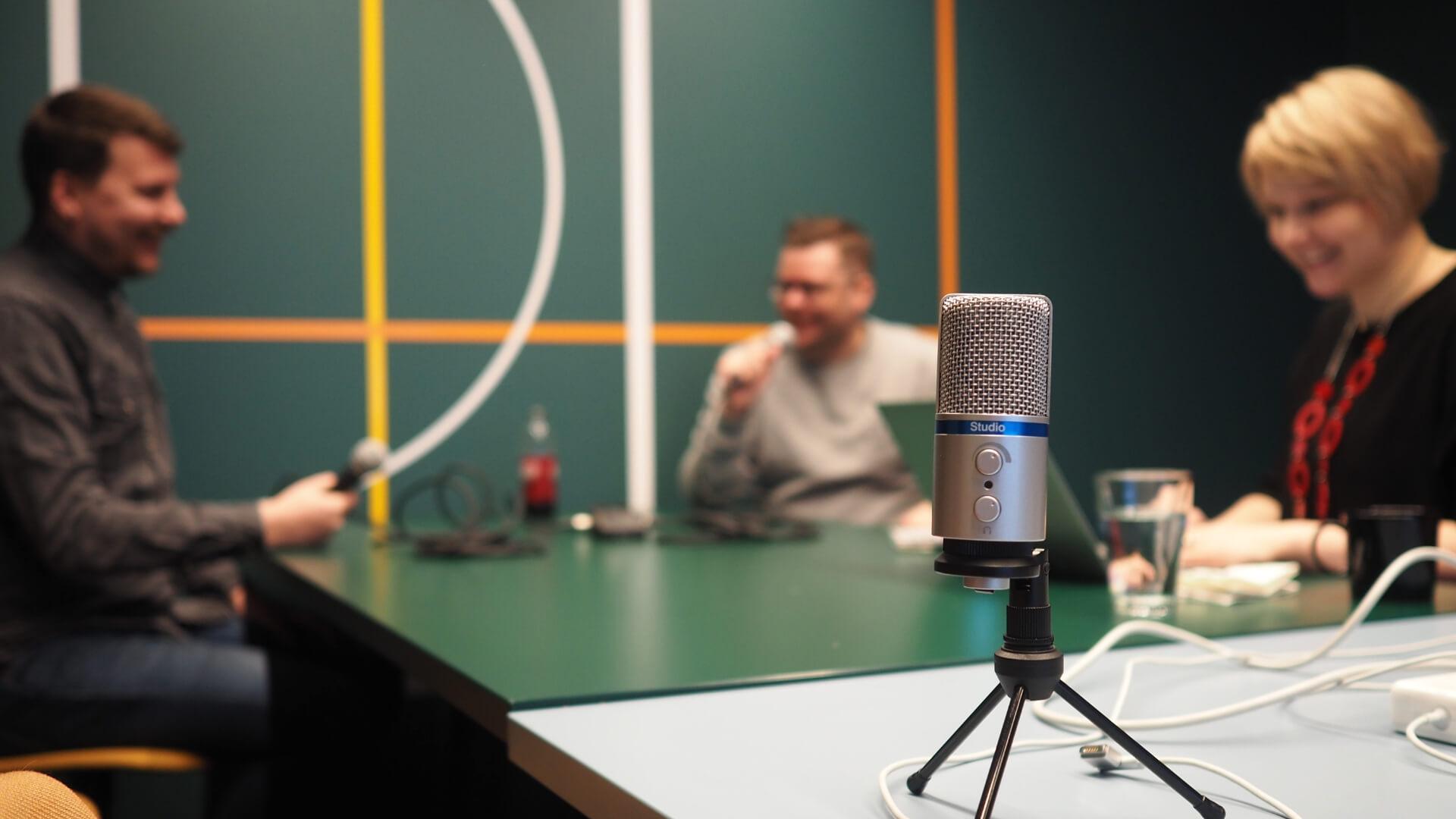 Epäreilun hyvä podcast: Ketterät www-projektit