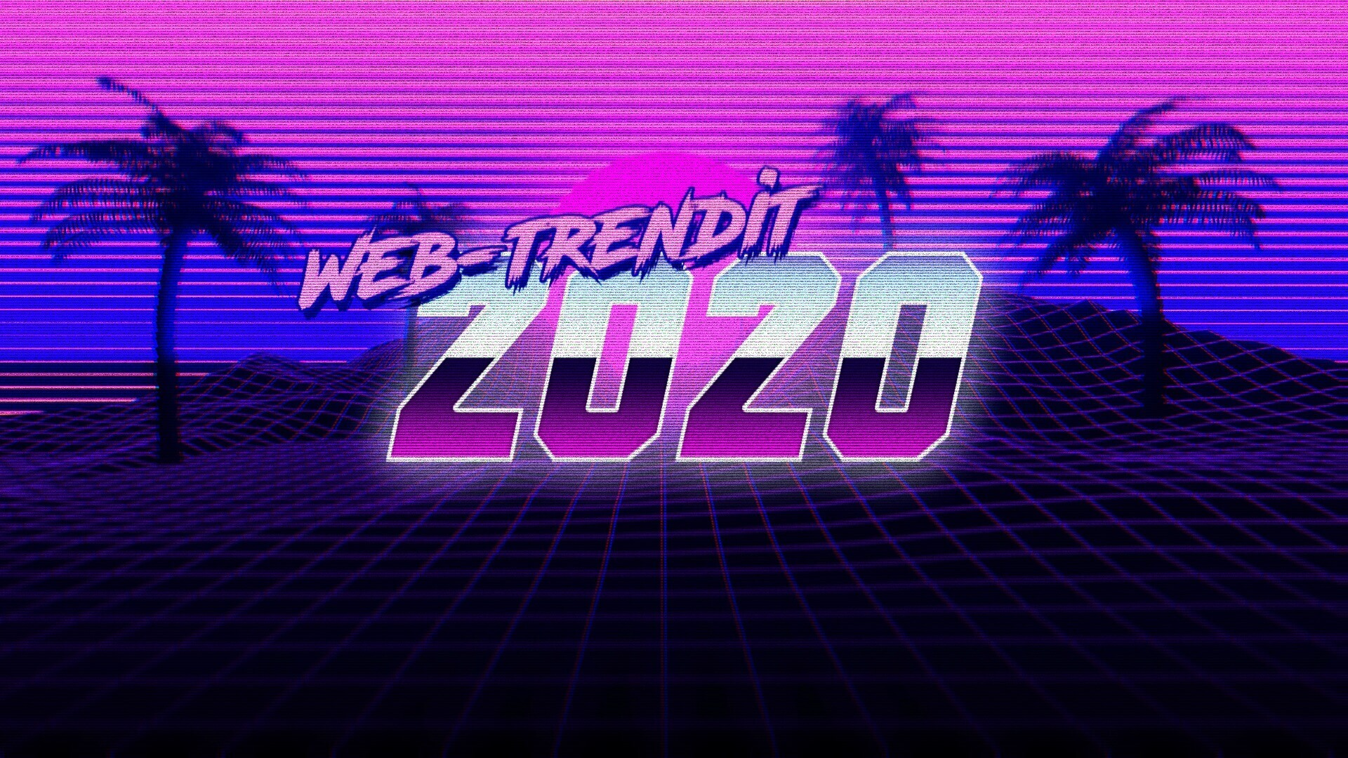 Web-trendejä vuodelle 2020