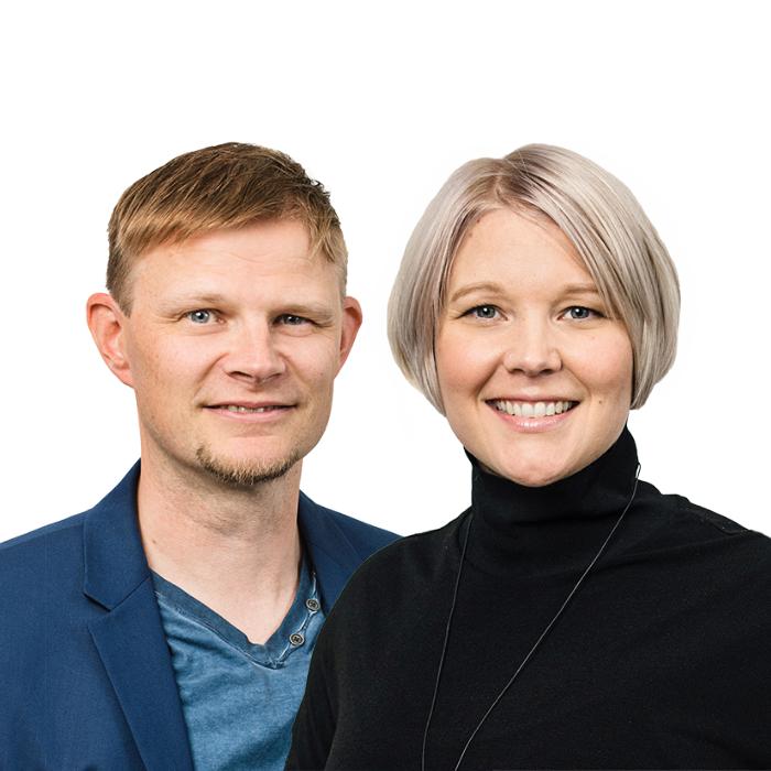 Johanna Raiskio & Eelis Eskelinen