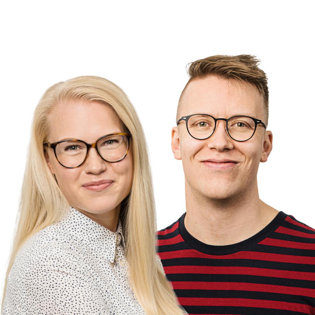 Ilona Mäki-Maukola & Juuso Koivuniemi