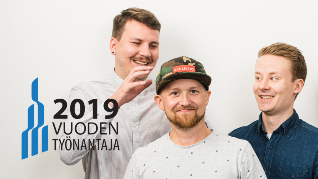 Unfair Lean Marketing on Vuoden Työnantaja -finalisti 2019!